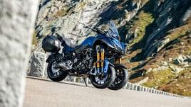 Yamaha Niken GT: le foto