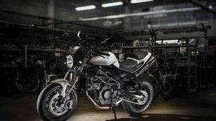 Moto Morini Corsaro ZT: foto