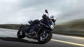 Suzuki Katana Black Edition: le FOTO