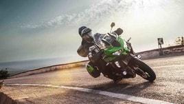 Nuova Kawasaki Versys 1000: le FOTO