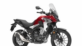 Nuova Honda CB500X 2019: sempre più 'adventure'