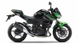 Kawasaki Z400: le FOTO