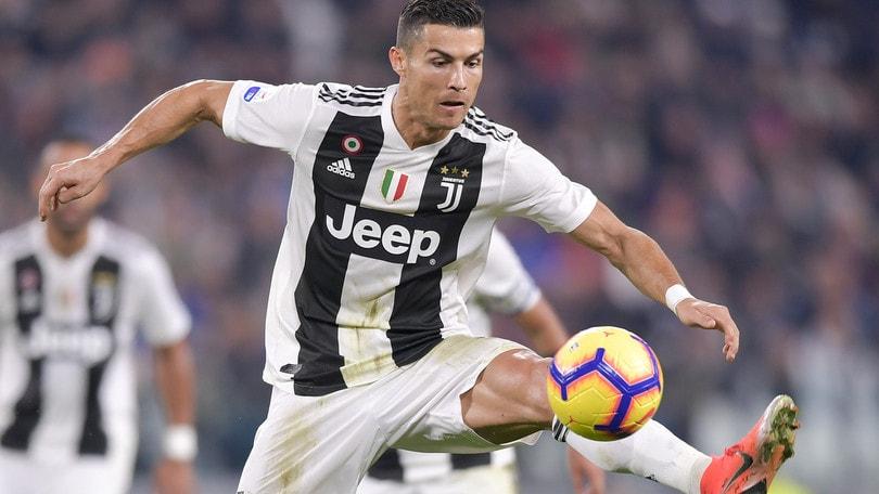 Champions League, Juve-United: il primo gol di Ronaldo vale 1,85