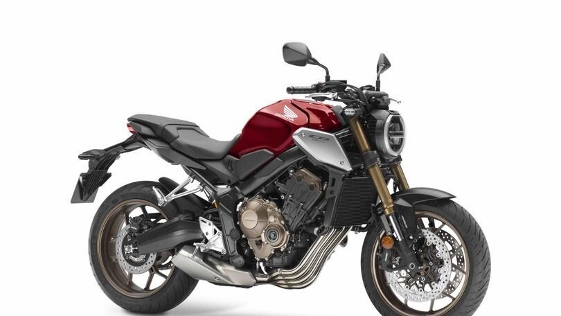 Honda CB650R 2019, la naked media punta al vertice