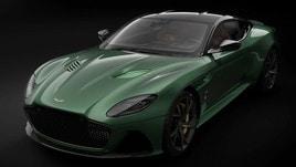 Aston Martin DBS 59, la 24 Ore di Le Mans nel cuore