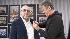 Paolo Virzì al Corriere dello Sport, il backstage