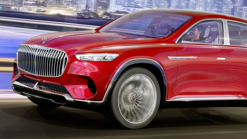 GLS Maybach, pronto l'assalto Mercedes ai super Suv