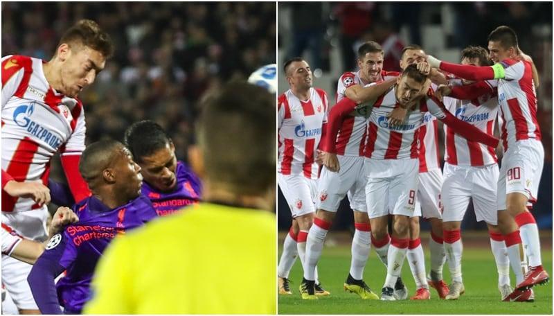 Champions League, tonfo Reds a Belgrado! Con la Stella Rossa finisce 2-0