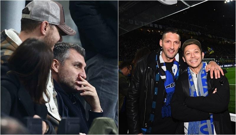 Il Barcellona a San Siro: quante stelle a sostenere l'Inter!