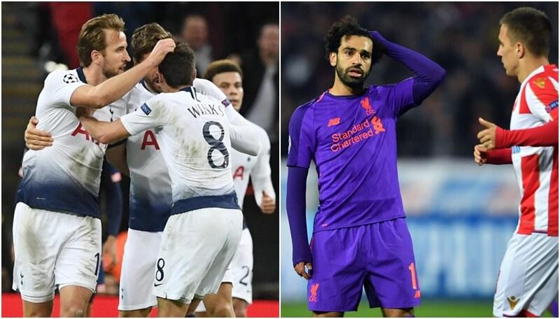 Champions League, Kane fa volare il Tottenham. Successo dell'Atletico, flop Liverpool