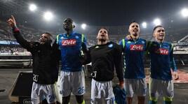 Champions League, il Napoli si qualifica se....