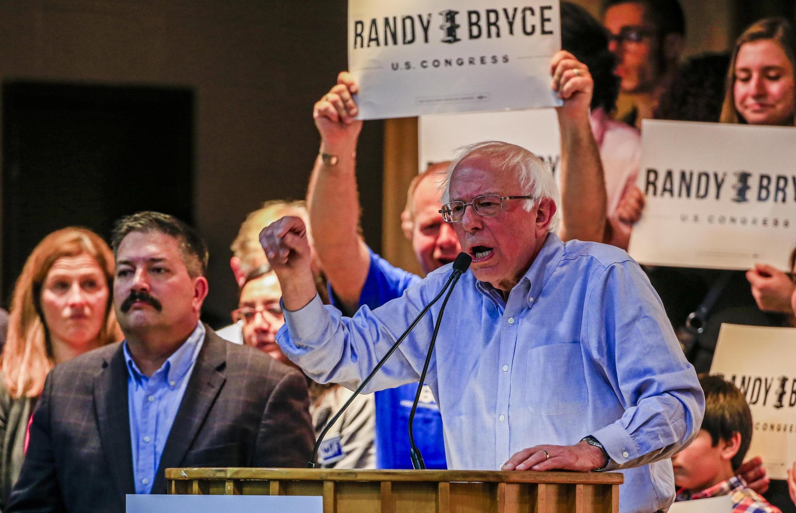 Bernie Sanders confermato al Senato