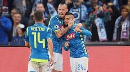 Questo Napoli novità europea