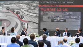 F1, ufficiale: ci sarà un Gp in Vietnam nel 2020