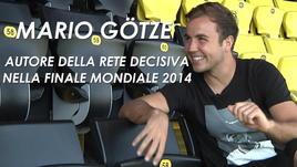 Opta quiz con Mario Goetze