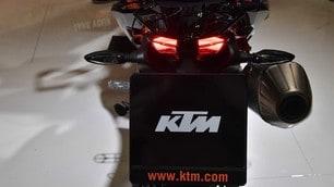 KTM 790 Adventure R: le FOTO