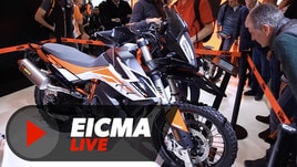 KTM 790 Adventure e Adventure R: specialità off-road