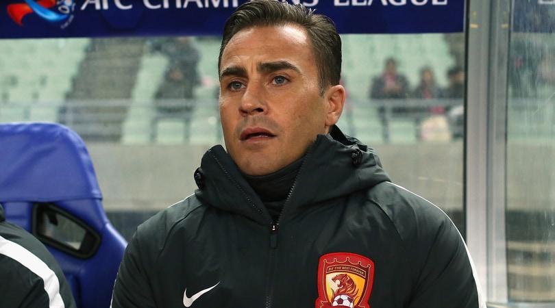 Cannavaro, lettera all'Italia: