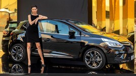 Renault Clio Moschino, l'economia va di moda