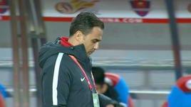 Cina amara per Cannavaro, k.o. e addio titolo