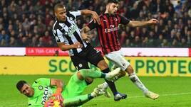 Serie A Udinese, Musso: «Ogni partita per me è una finale»