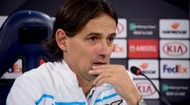 Lazio, Inzaghi: «Non mi fido del Marsiglia. Stimo Garcia»