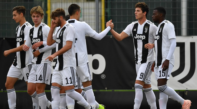 Youth League, qualificazione vicina per la Juve: con lo United è 2-2