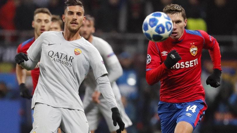 Champions, che Roma: scommesse chiuse sulla qualificazione
