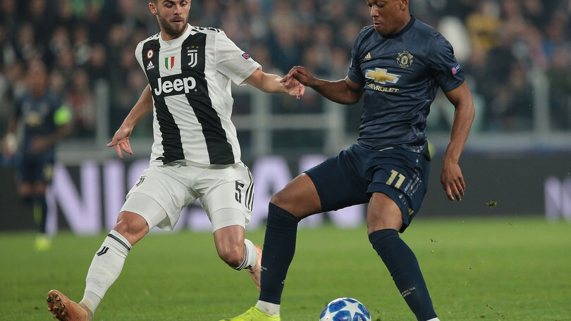 Champions League Juventus-Manchester United 1-2, il tabellino