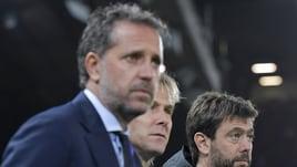 Paratici: «Pogba? La Juventus gli vuole molto bene». Ovazione dai tifosi