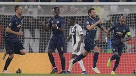 "Juventus-Manchester United 1-2: Mourinho ribalta CR7 e si ""vendica"" dello Stadium"