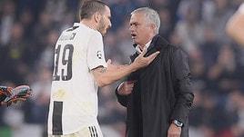 Mourinho: «Hanno insultato la mia famiglia e quella interista»