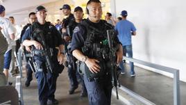 Spari in un bar a Los Angeles, 11 feriti