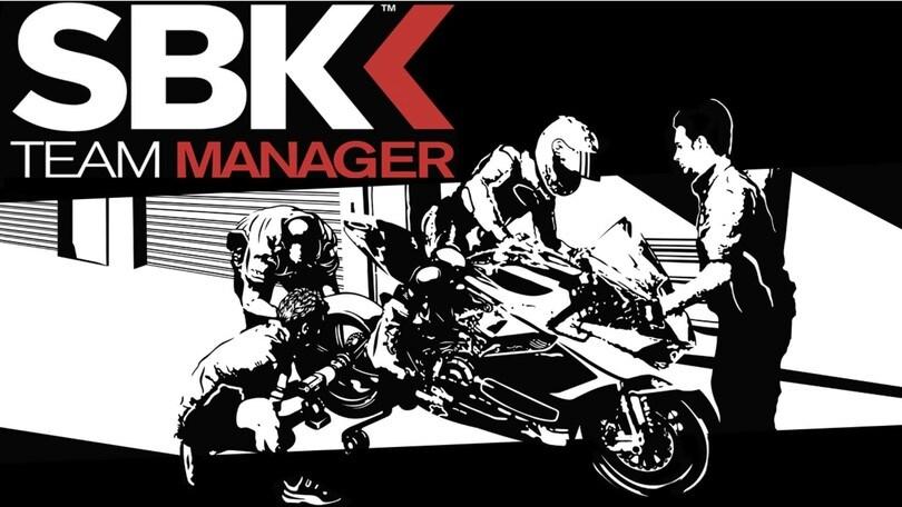 SBK Team Manager: disponibile il nuovo titolo di Digital Takes