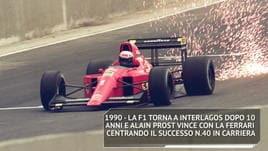 GP Brasile - Ferrari e dintorni