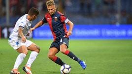 Serie A Genoa, Criscito: «Che emozione affrontare il Napoli»