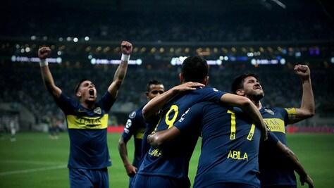 Copa Libertadores: Boca-River, l'«1» avanti nel primo round