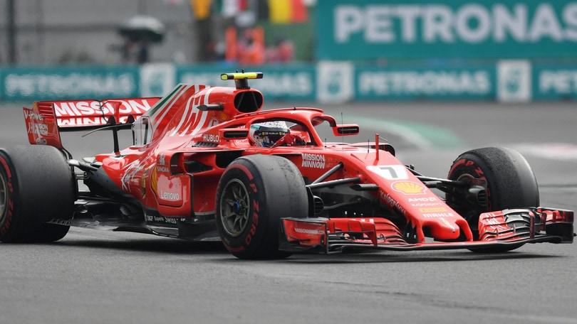 F1 Ferrari, Raikkonen: «A Interlagos curve impegnative»