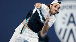 Tennis, Mouilleron: dopo Bolelli, Halys fa fuori anche Travaglia