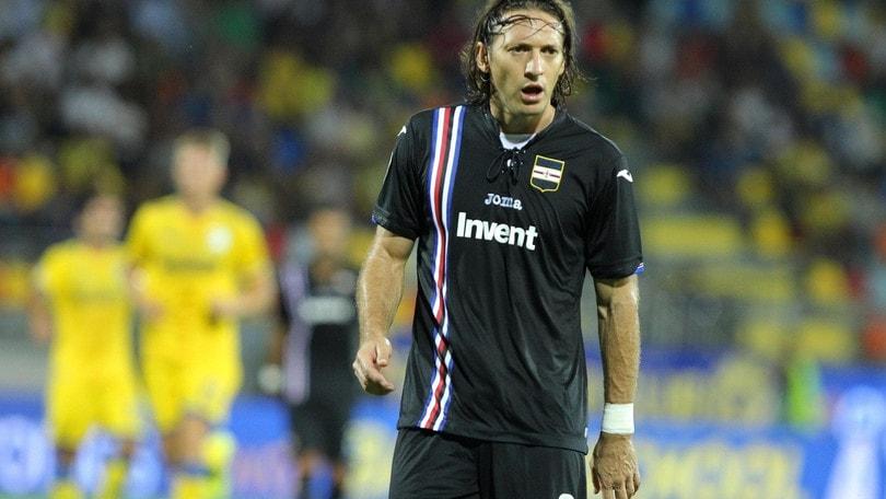 Serie A Sampdoria, terapie mediche per Barreto