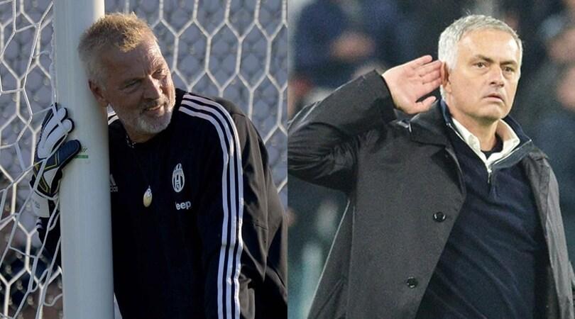Tacconi: «A Mourinho avrei dato un bel calcio in c…»