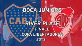 Boca-River, il SuperClasico in finale di Libertadores
