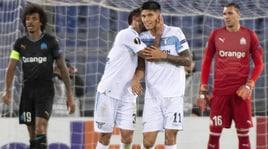 Lazio-Marsiglia 2-1, Parolo e Correa eliminano Garcia!