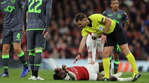 Arsenal, Welbeck shock: grave infortunio in Europa League