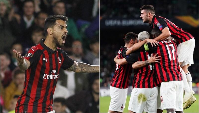 Europa League, Suso tiene in vita il Milan
