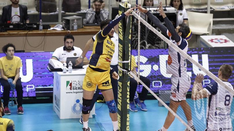 Volley: Superlega, Verona a Siena vince in volata