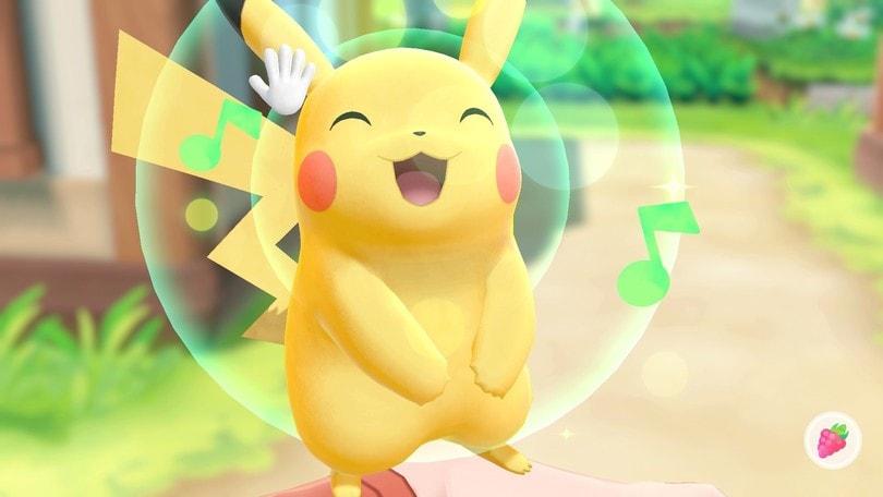Pokémon: Let's Go, Italia pronta al lancio