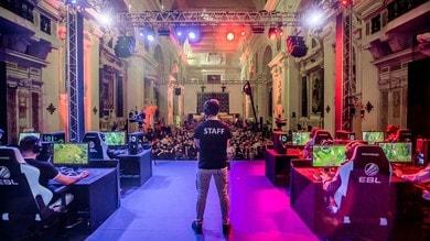 La Esports Cathedral di Lucca conquista tutti