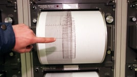 Terremoto:scossa in Puglia,magnitudo 3.5