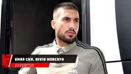 Juventus, bivio mercato per Emre Can
